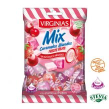 Virginias Sugar Free Fruit Soft Candy Red Fruits 85g